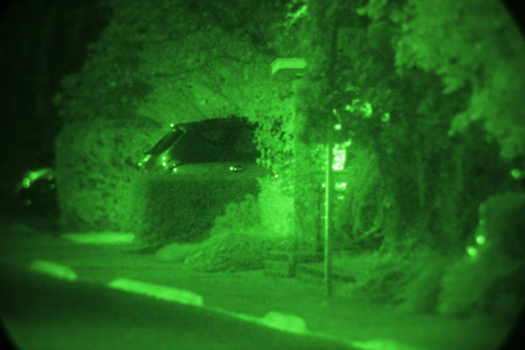 Our Night Vision Technology